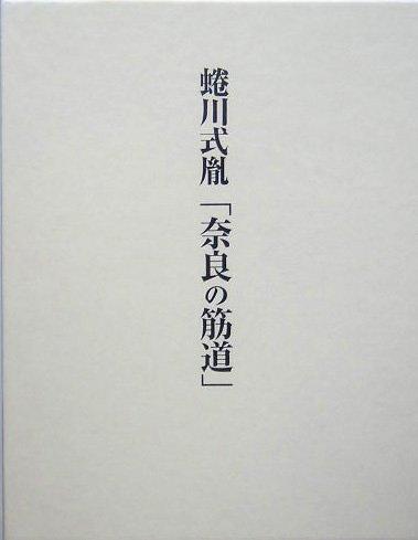 蜷川式胤「奈良の筋道」