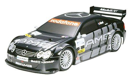 1/8 1/10 エンジンRCカーシリーズ 1/10 CLK-DTM 2002 AMG-メルセデス
