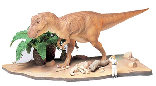1/35 恐竜世界シリーズ ティラノサウルス情景セット