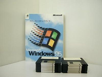 DOS/V マイクロソフト Windows95 ツウジョウ(FD)