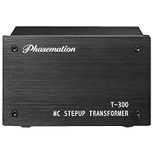 フェーズメーション MCカートリッジ昇圧トランスPhasemation T-300