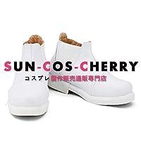 【サイズ選択可】コスプレ靴 ブーツ K-2628 デトロイト ビカム ヒューマン Detroit: Become Human カーラ Kara 男性28CM