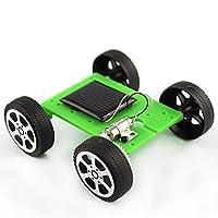 FidgetGear DIYアセンブリカーキッドソーラーカー教育キットガジェットパズルIQパワードロボット