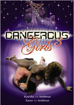 French topless mixed wrestling - DANGEROUS GIRLS 3 (Female vs Male) DVD Amazon's Prod (View amazon detail page)
