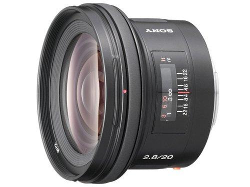 ソニー SONY 20mm F2.8 SAL20F28