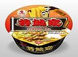 日清 若鯱家カレーうどんカップ麺 259g×12個