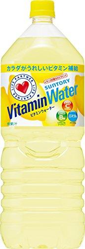 サントリー ビタミンウォーター 2L×6本