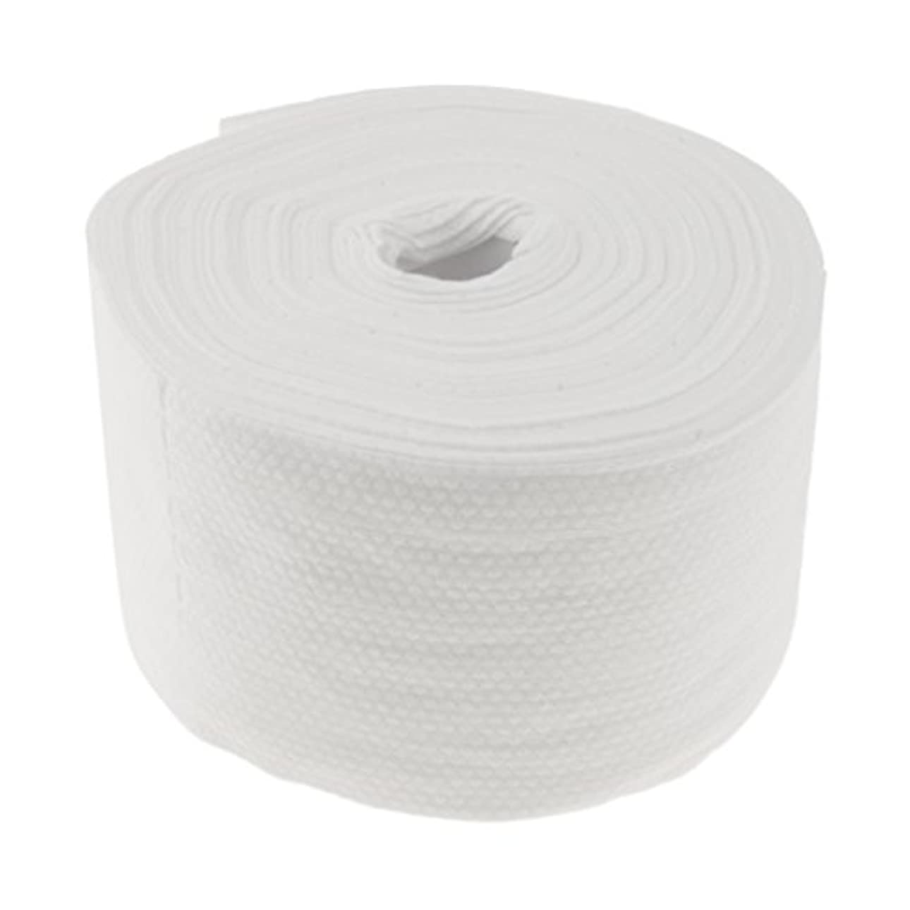 Perfk 使い捨てタオル ロール式 洗顔タオル 30M コットン 快適 便利 家庭用 サロン 2タイプ選べる - #2