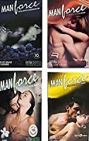 Manforce Condoms Multi Flavoured combo 40 pc - Very Fast Shipping (Ship from India)