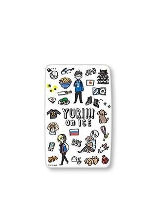 ユーリ!!! on ICE デザインD カードケース