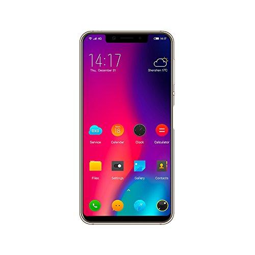Elephone A4 スマートフォン 5.85インチHD ...