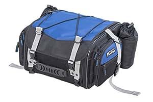 タナックス(TANAX)モトフィズ ミニフィールドシートバッグ ネイビーブルー 可変容量19-27ℓMFK-219