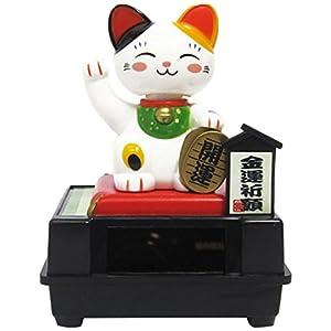 ソーラー 金運亭の三毛猫ちゃん