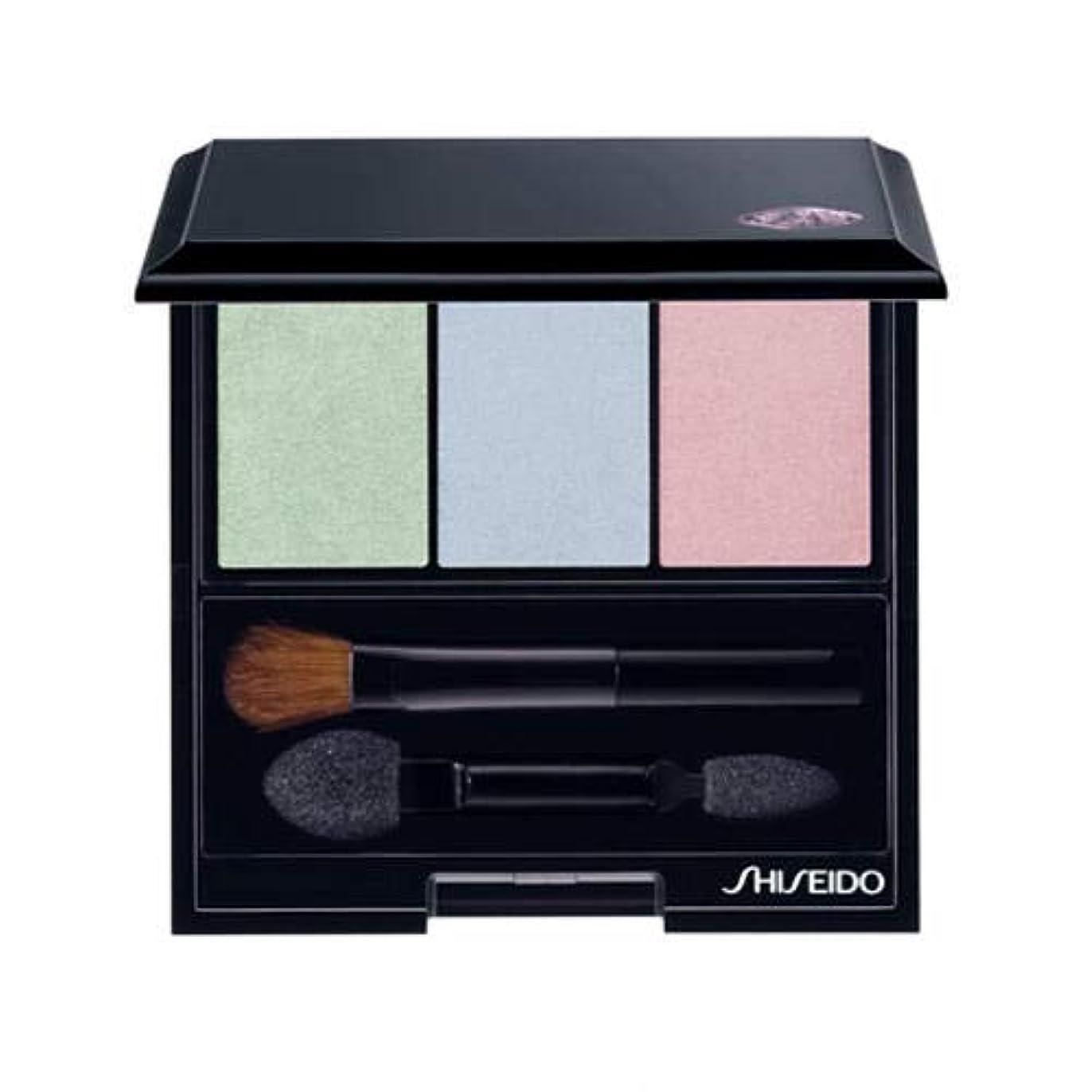 進化する同行白い資生堂 ルミナイジング サテン アイカラー トリオ BL215(Shiseido Luminizing Satin Eye Color Trio BL215) [並行輸入品]