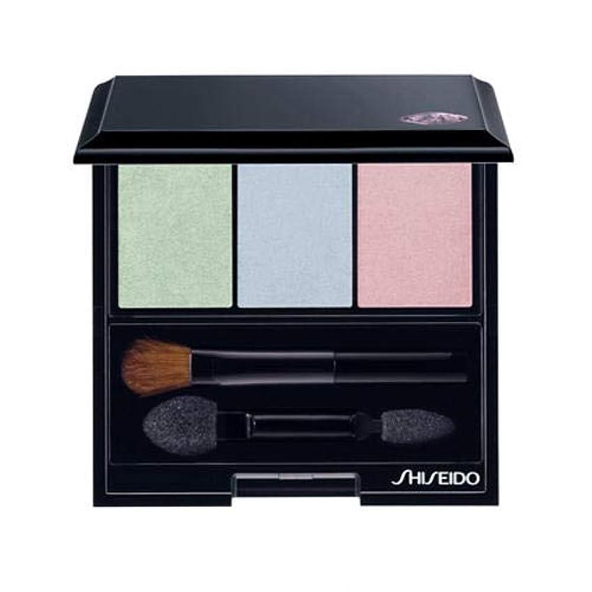 前奏曲塩ビデオ資生堂 ルミナイジング サテン アイカラー トリオ BL215(Shiseido Luminizing Satin Eye Color Trio BL215) [並行輸入品]
