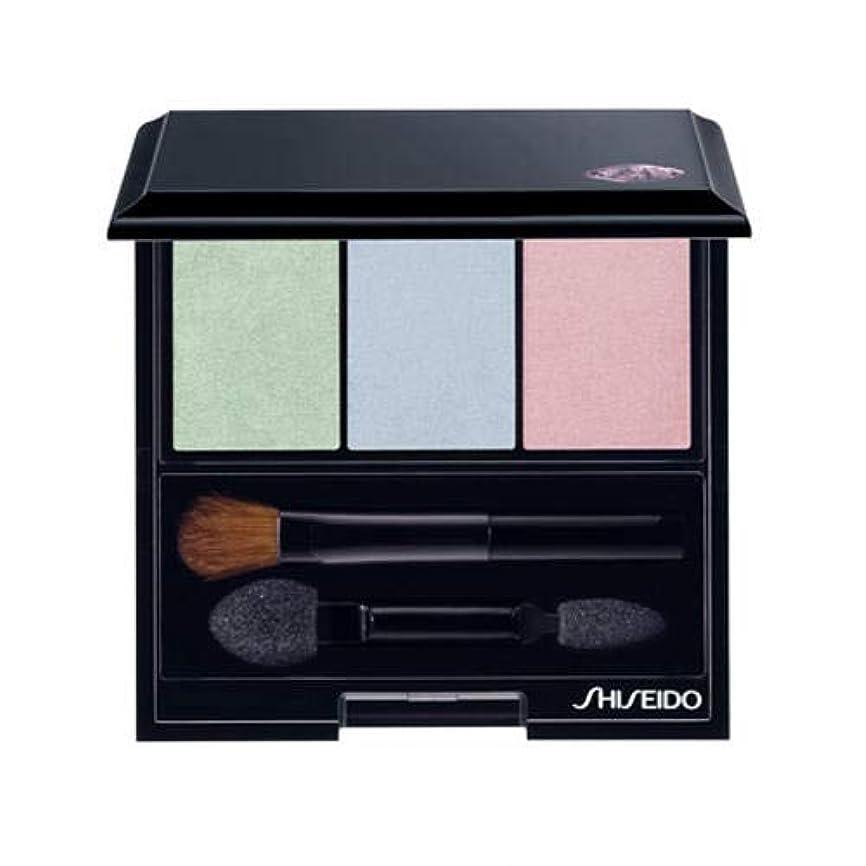 リットルアクティビティ癒す資生堂 ルミナイジング サテン アイカラー トリオ BL215(Shiseido Luminizing Satin Eye Color Trio BL215) [並行輸入品]