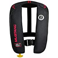 Mustang Survival Corp M.I.T. 100 Manual Activation PFD, Black/Pink
