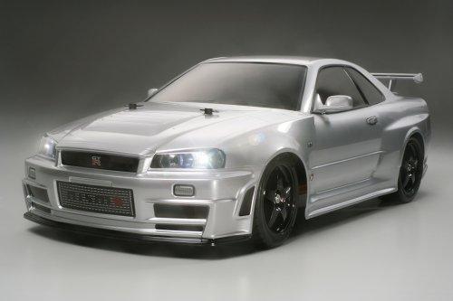 1/10 電動RCカーシリーズ No.364 ニスモ R34 GT-R Zチューン