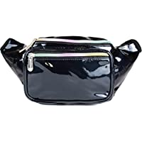 SoJourner Bum Bag Fanny Pack - Galaxy, Rave, Festival, Holographic (Multiple Styles)