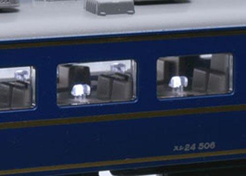 『TOMIX Nゲージ 98953 24系 「さよなら北斗星」セット (16両)』の3枚目の画像