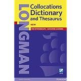 Longman Collocations Dictionary & Thesaurus Paperback with Online (Longman Dictonaries)