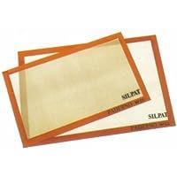 Paderno Non Stick Silpat Silicone Baking Tray/Baking Mat 600 x 400mm