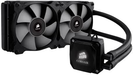 Corsair 一体型水冷CPUクーラー CW-9060009-WW (H100i)