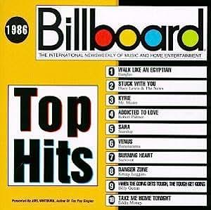 Billboard Top Hits 1986