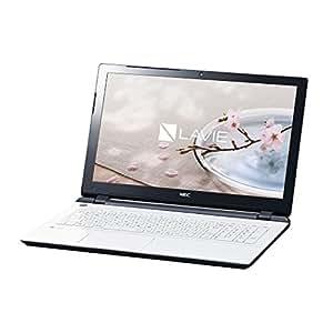 【アウトレット】 NECノートパソコンLAVIE Direct NS(e) 【Web限定モデル】 (エクストラホワイト) (Celeron/4GBメモリ/500GB HDD/Officeなし/Windows 10 Home)