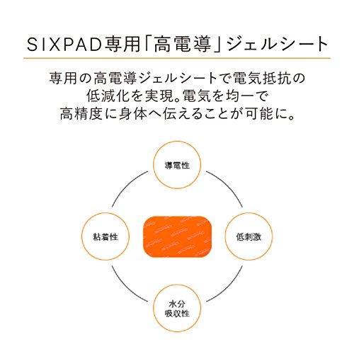 シックスパッド アブズベルト SIXPAD Abs Belt 13枚目のサムネイル