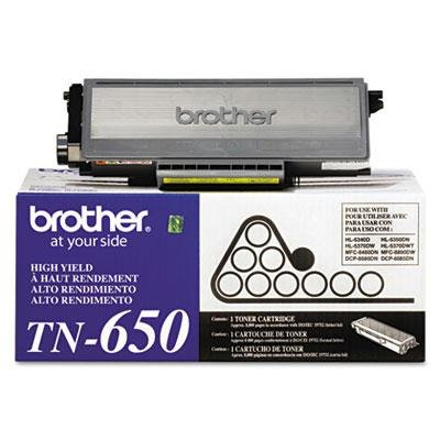 Brother ttn650toner- brttn650