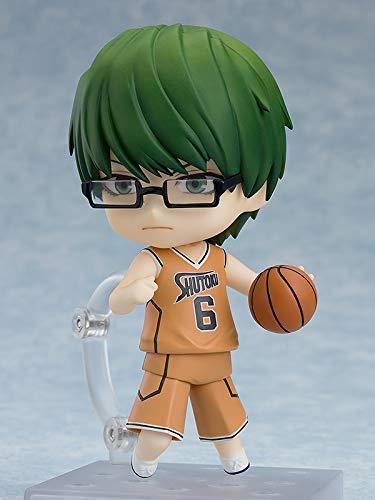 ねんどろいど 黒子のバスケ 緑間真太郎 ノンスケール ABS&PVC製 塗装済み可動フィギュア