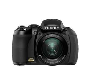 FUJIFILM デジタルカメラ FinePix HS10 ブラック FX-HS10