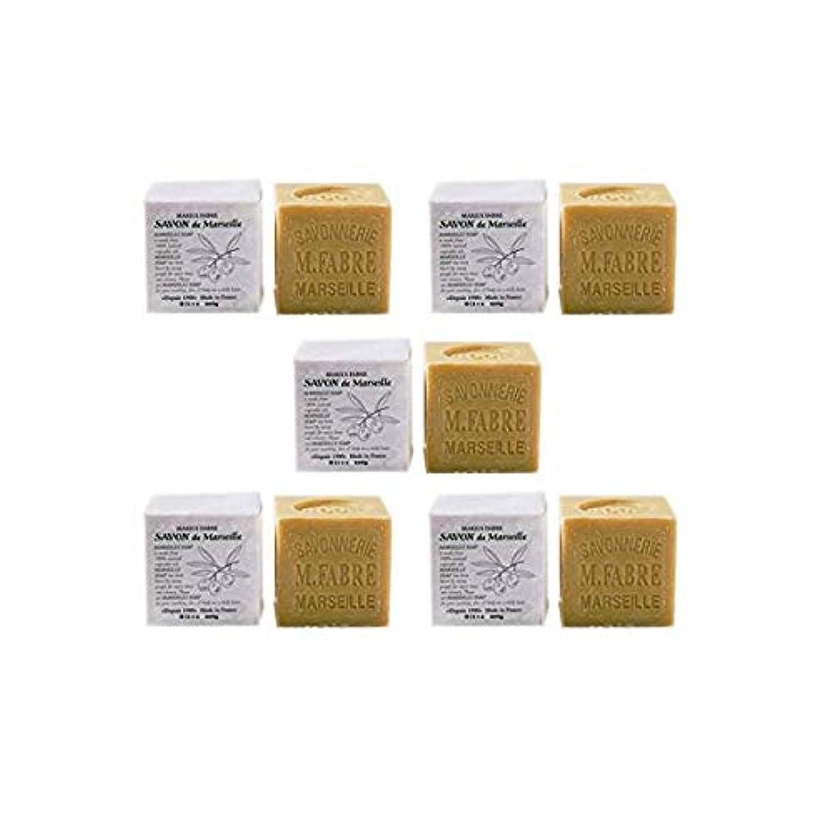 特派員再撮り便利マリウスファーブルジューン サボンドマルセイユ無香料200gオリーブN 5個セット(200g×5個)無添加オリーブ石鹸