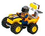 レゴ (LEGO) ワールドシティ バギーパトロール 7042