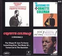 Ornette Coleman 3 Originals