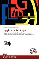 Uyghur Latin Script