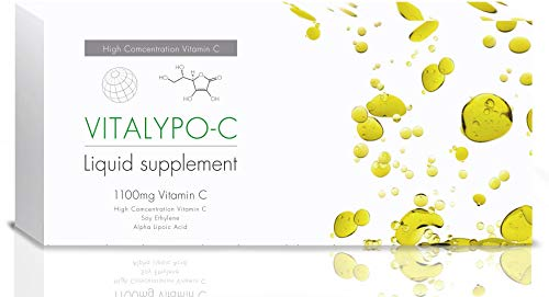 高濃度 ビタミンC 1100mg サプリ VITALYPO-...