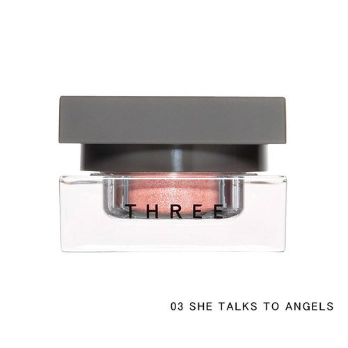 THREE(スリー) THREE シマリングカラーヴェール ステートメント (03 SHE TALKS TO ANGELS)