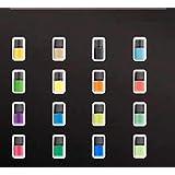 YOOZ zero series compatible pods multi flavors no nicotine no tar 4pcs 柚子 系列替换补充烟弹 (椰子 やしの実 Coconut)