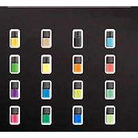 YOOZ zero series compatible pods multi flavors no nicotine n…