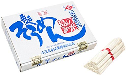 小豆島手延素麺 島の光 5kg 50g×100束 約50食分