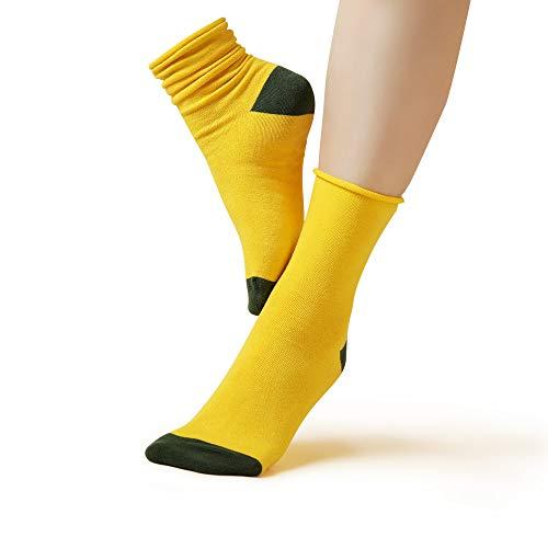 女性 靴下 22~24cm ウールソックス 5足組 厚手 春用 秋冬用 保温性抜群 むれにくい トレッキング 登山 スポーツ 暖かい ガールズ