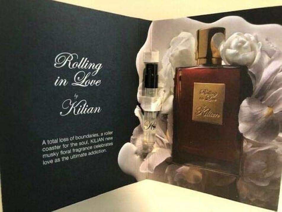 ねばねば速度純正By Kilian Rolling in Love(バイ キリアン ローリング イン ラブ) 0.05 oz (1.5ml) EDP Sample サンプル