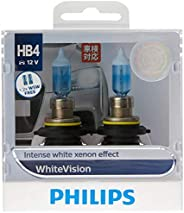 Philips 9006WHVSM White Vision HB4 12V globes - twin display pack