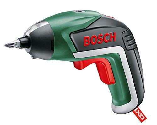 ボッシュ(BOSCH) 電動ドライバー コードレス 充電式 LEDライト 正逆転切替 家具の組み立て DIY ビット10本 ...