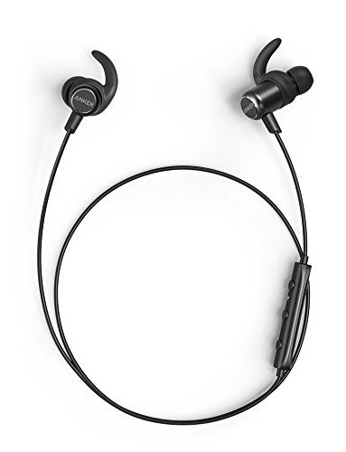 Anker SoundBuds Slim+ (カナル型Bluetoothイヤ...