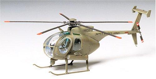 1/72 ウォーバードコレクション WB-9 AH-6Aナイトフォックス