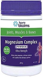 Henry Blooms Magnesium Complex Powder, 200g