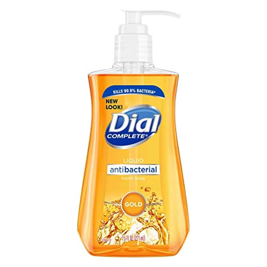 定期的にコイルシーボード海外直送品Dial Antibacterial Liquid Hand Soap, Gold 7.5 oz by Dial